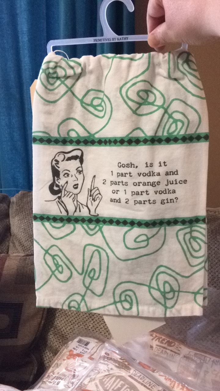 retro cocktail humor.