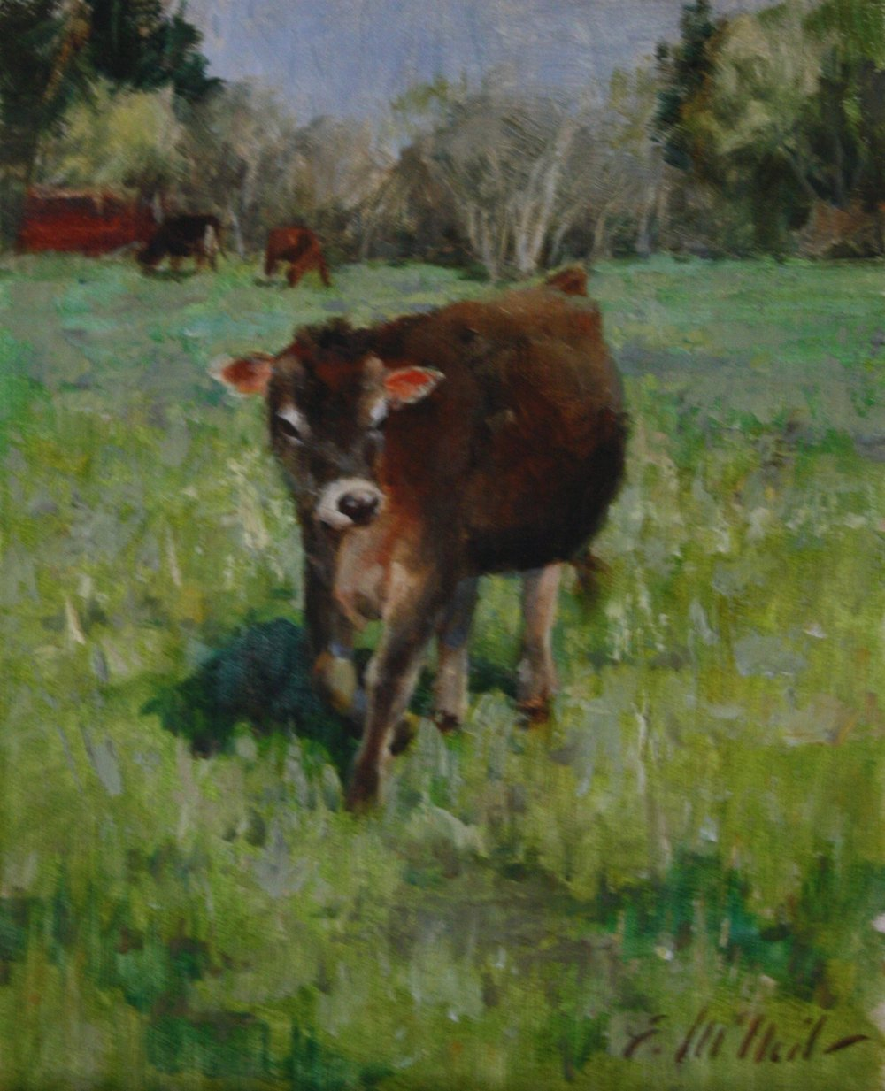The Little Tame One 8x10%22 $350.jpg