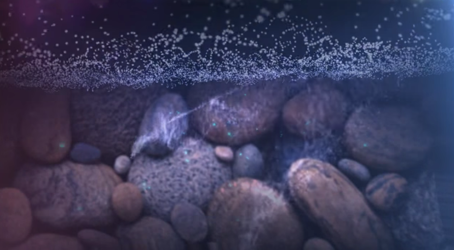 underwater intro