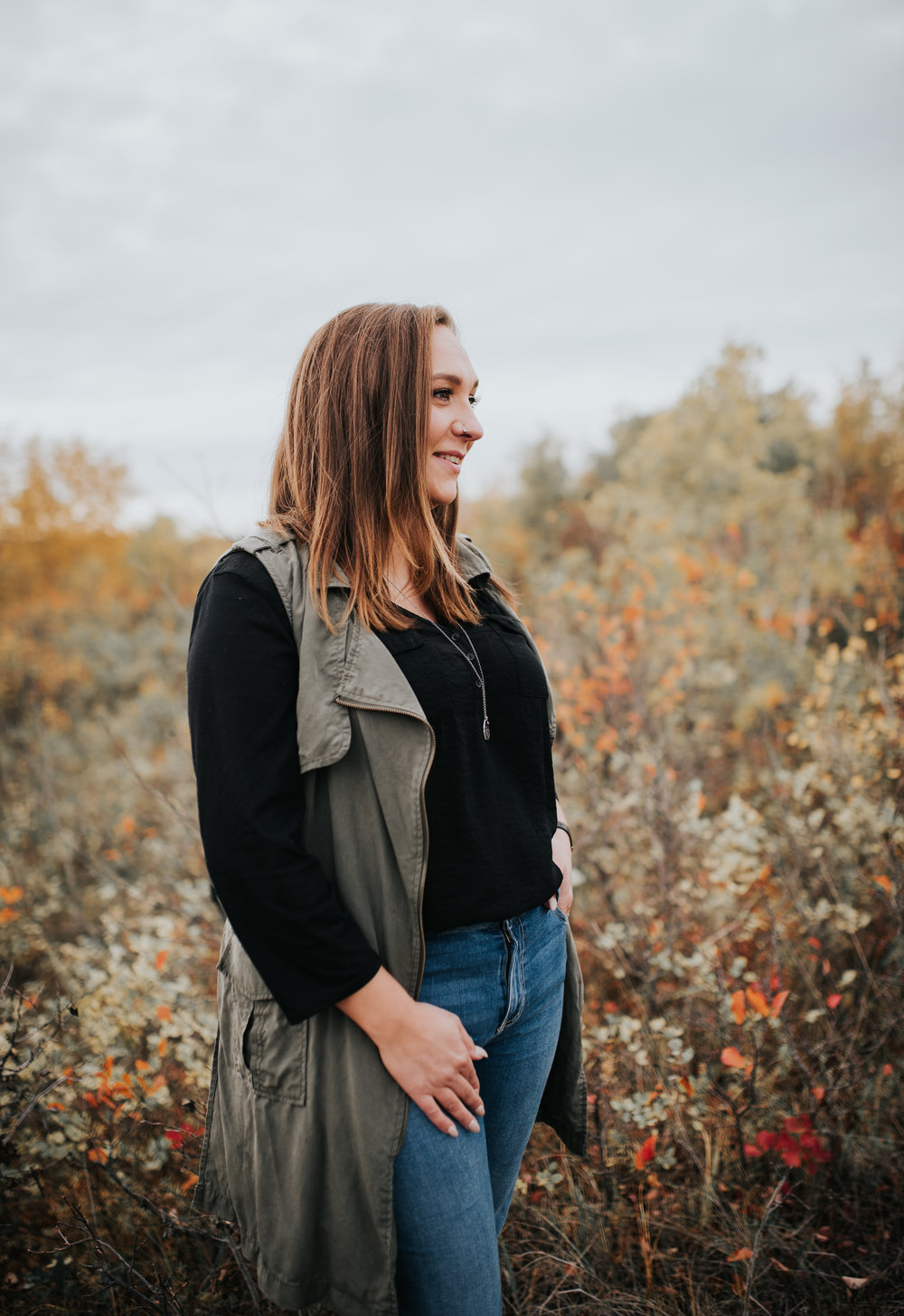 Alauna Whelan autumn tones