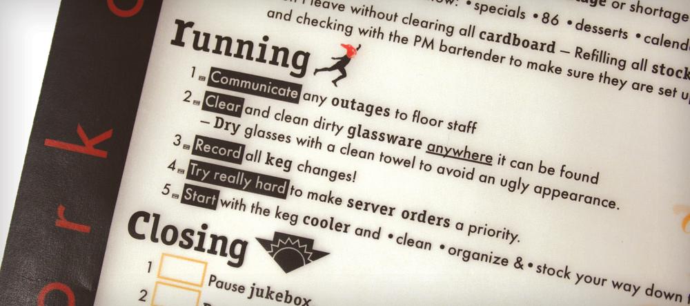 Sidework-Checklist_running-close-up