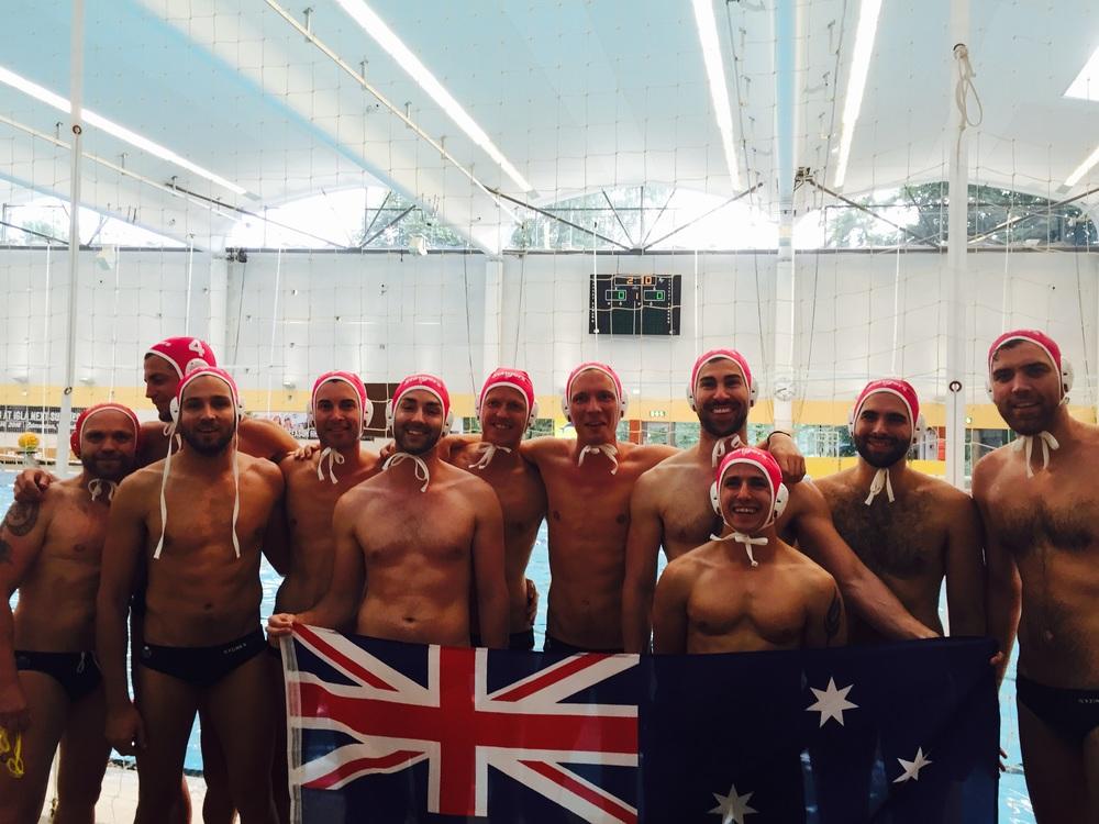 Proud To represent Australia