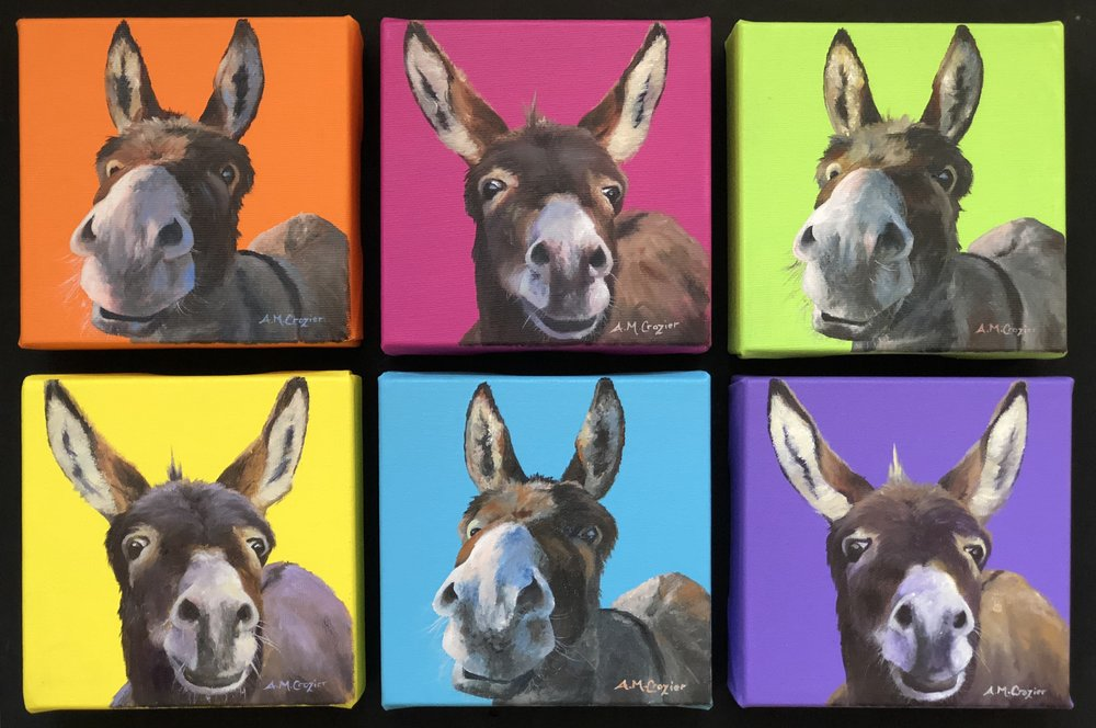 Donkey Love Series