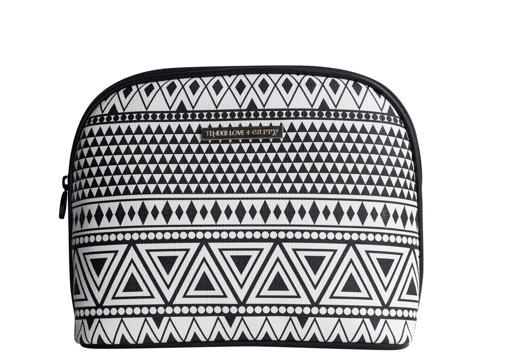 Aztec Cosmetic Clutch T-210AB