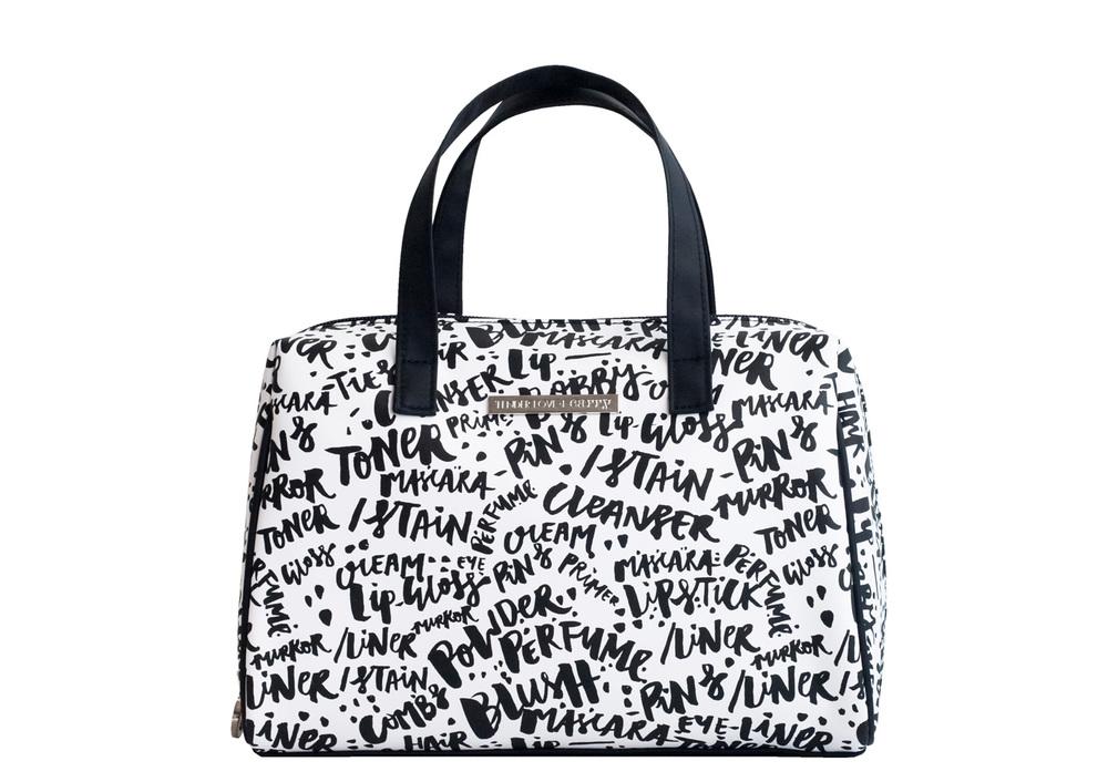 Typography Bowling Bag T-197JB