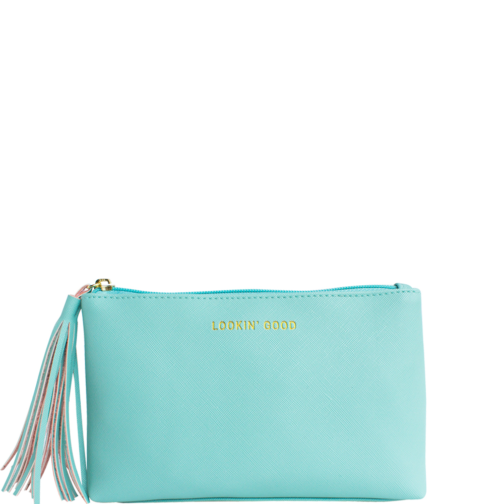 Lookin Good Basic Pouch - Teal - Code: T-191LGT