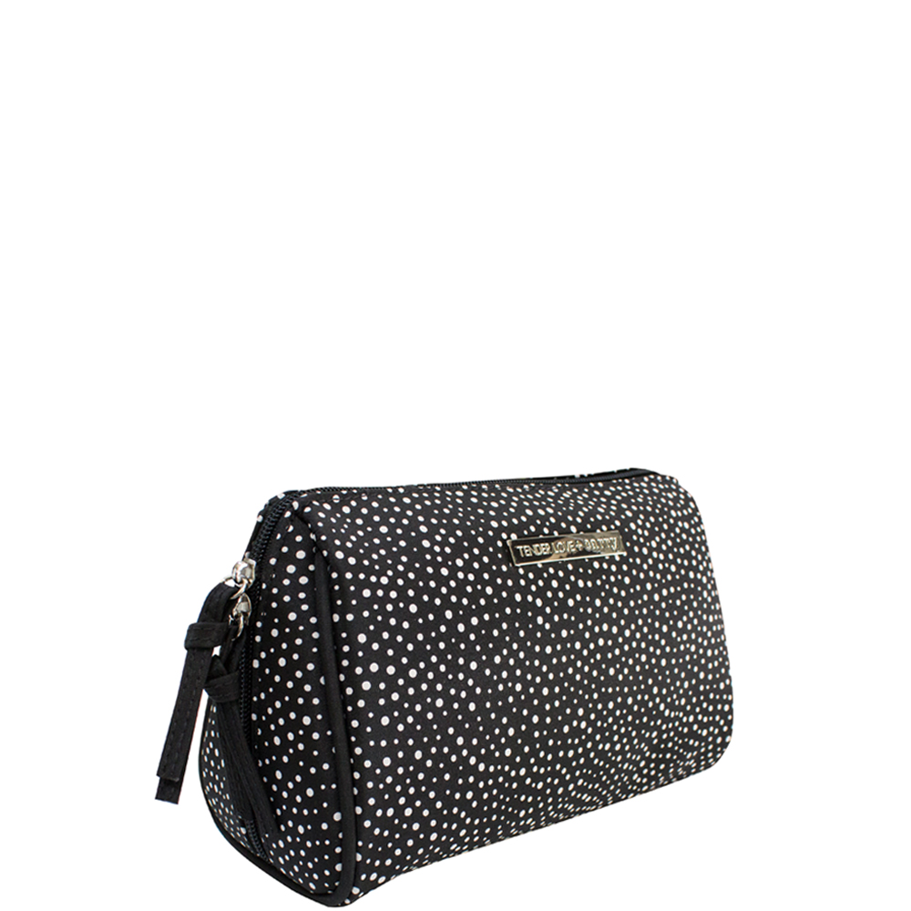 Luxe Polka Clamshell - Code: T-228LPO