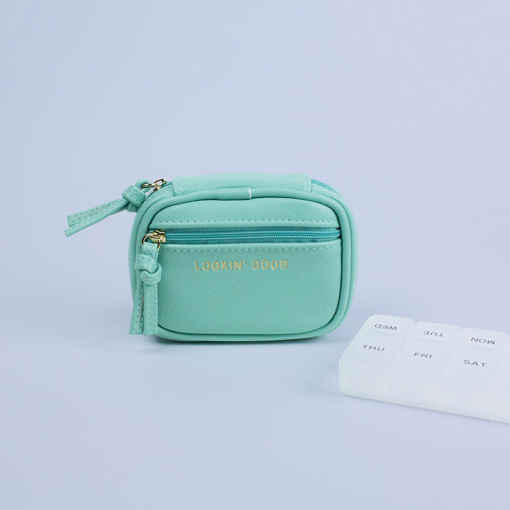 Lookin' Good Pill Pouch - Code: T-245LGP