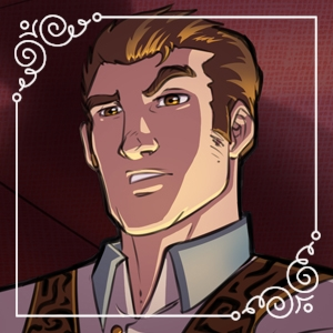 Hawke Halifax - The half-elf son of Rufus Halifax, Hawke has been being groomed to take over his father's syndicate in the event that the elder Halifax is ever captured or killed (whichever happens first). Like his father, he is proud, bold, brash, and a capable gunslinger.