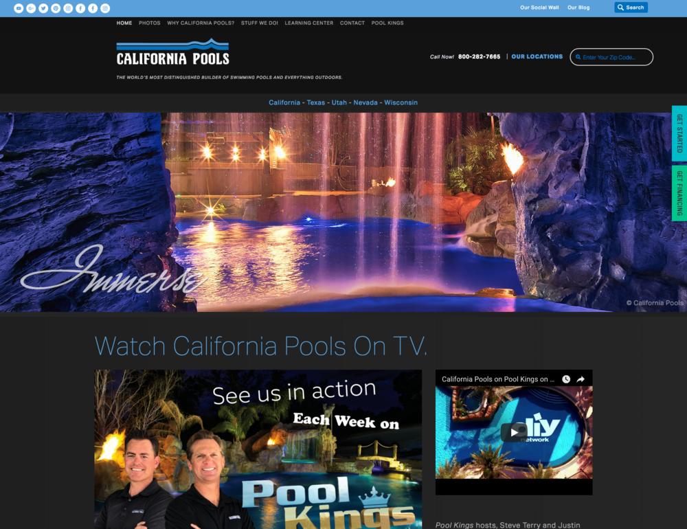 California Pools -