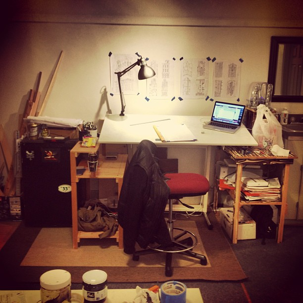 Where it happens #studionightz