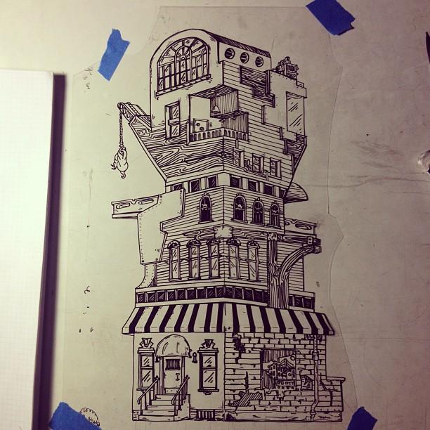 #buildings