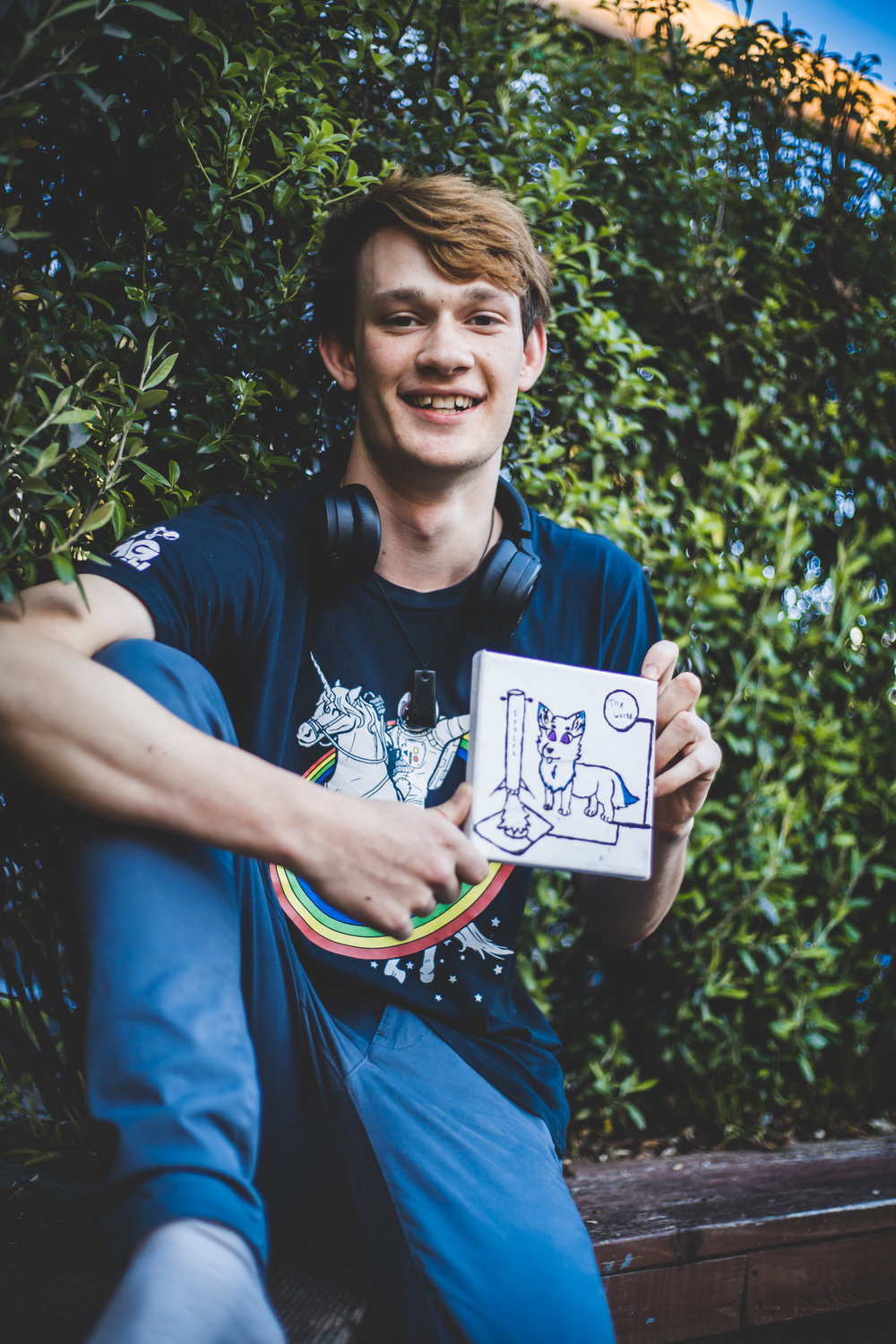 Finnian Logan - Riley - Hi, my name is Finnian and I worked with my brother Arran and my mentor Mike to create a pollution monitoring system. This system was based of Arduino hardware and was coded in C++. Everything we made was and now is open-source and is on our website here https://healthy-cities.github.io/ this is where we have a 3D printable model, code and a hardware list.In 2019 I will be starting my bachelor degree in computing systems with a major in intelligent systems and im looking forward to it. Thanks for reading and good luck with any future projects/study.