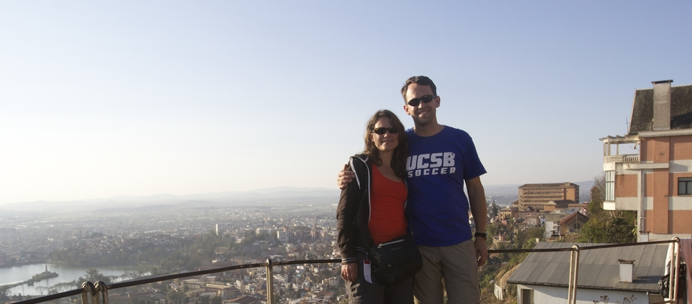 Our visit in 2014 - overlooking the city of Tana. We are looking forward to being back!