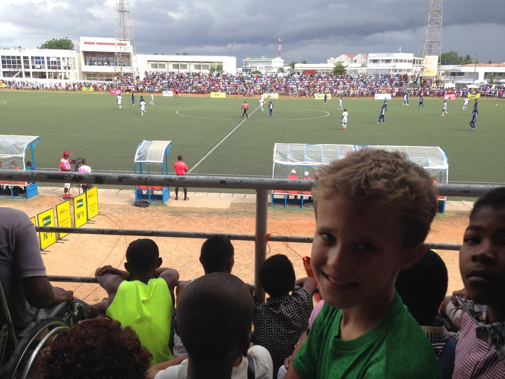 Madagascar Football Championship