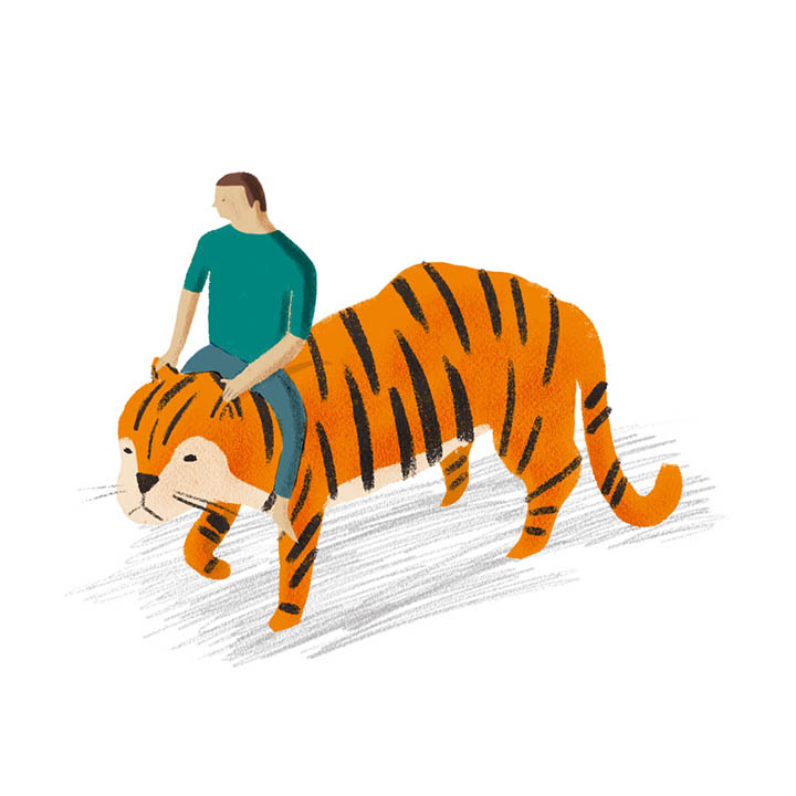Tiger Ride_Mark Conlan