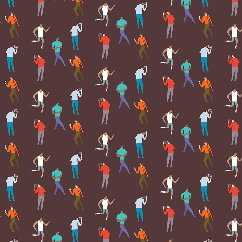 People pattern_Mark Conlan