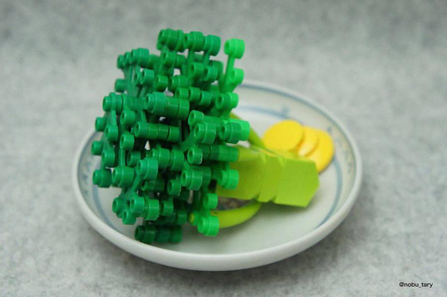 Lego Art_Tary 3