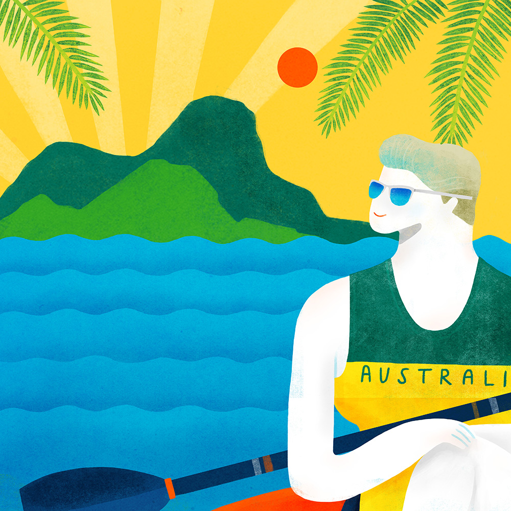 Toyota Australia_Paralympics_Mark Conlan