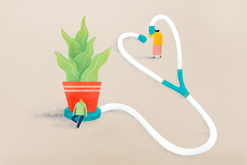 NYTimes_How to build a relationship_Health_Mark Conlan