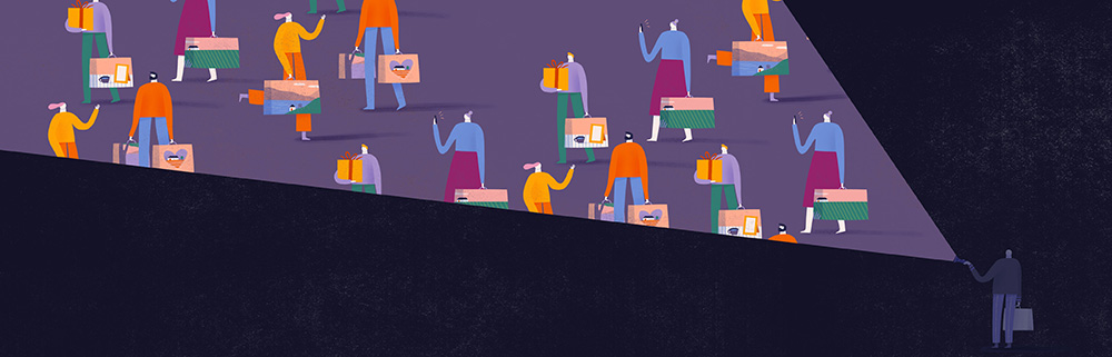 Etsy_World of Etsy_Spot Illustration_Personalized Place_Mark Conlan