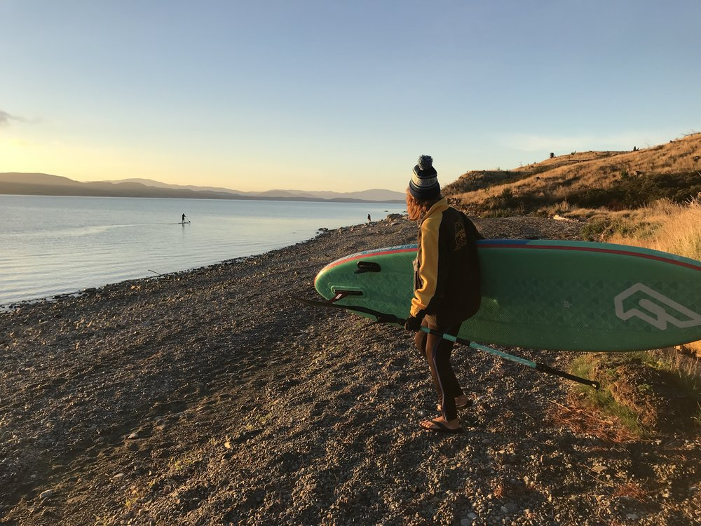NZ2018 SUP Wilderness Adventures South Island paddleboarding (497).JPG