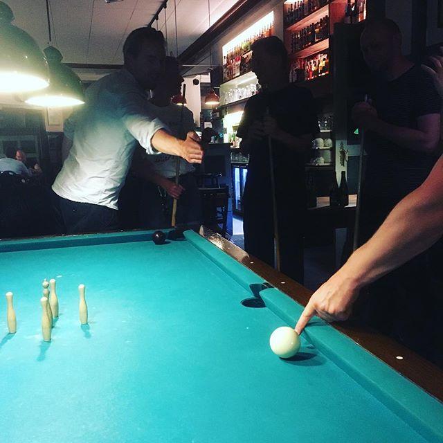 #polterabent #billiard #pointyfinger