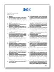 BEC Einkaufsbedingungen (DE)