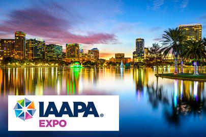 IAAPA Expo  19 - 22 November 2019 - Orlando, USA