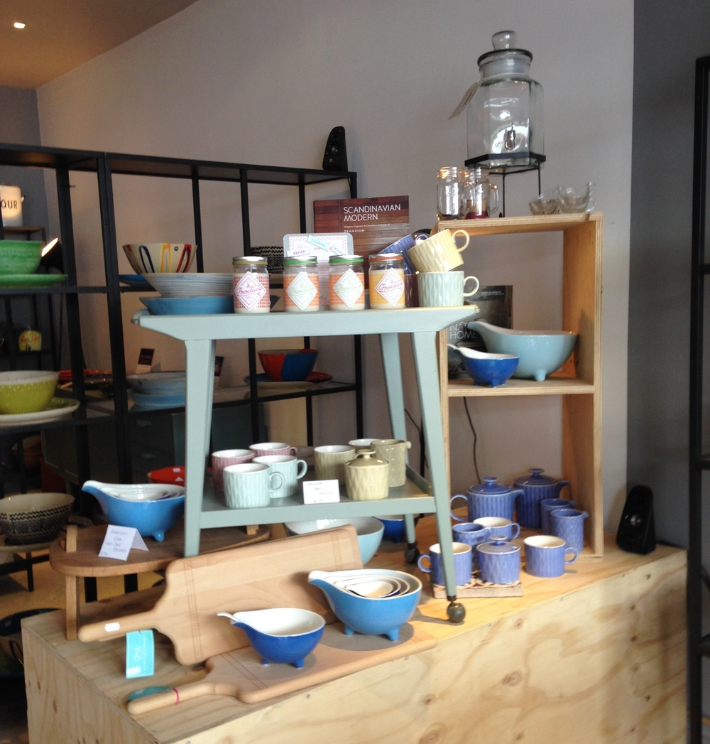 Ceramics and Kitchenware in Seven Wood
