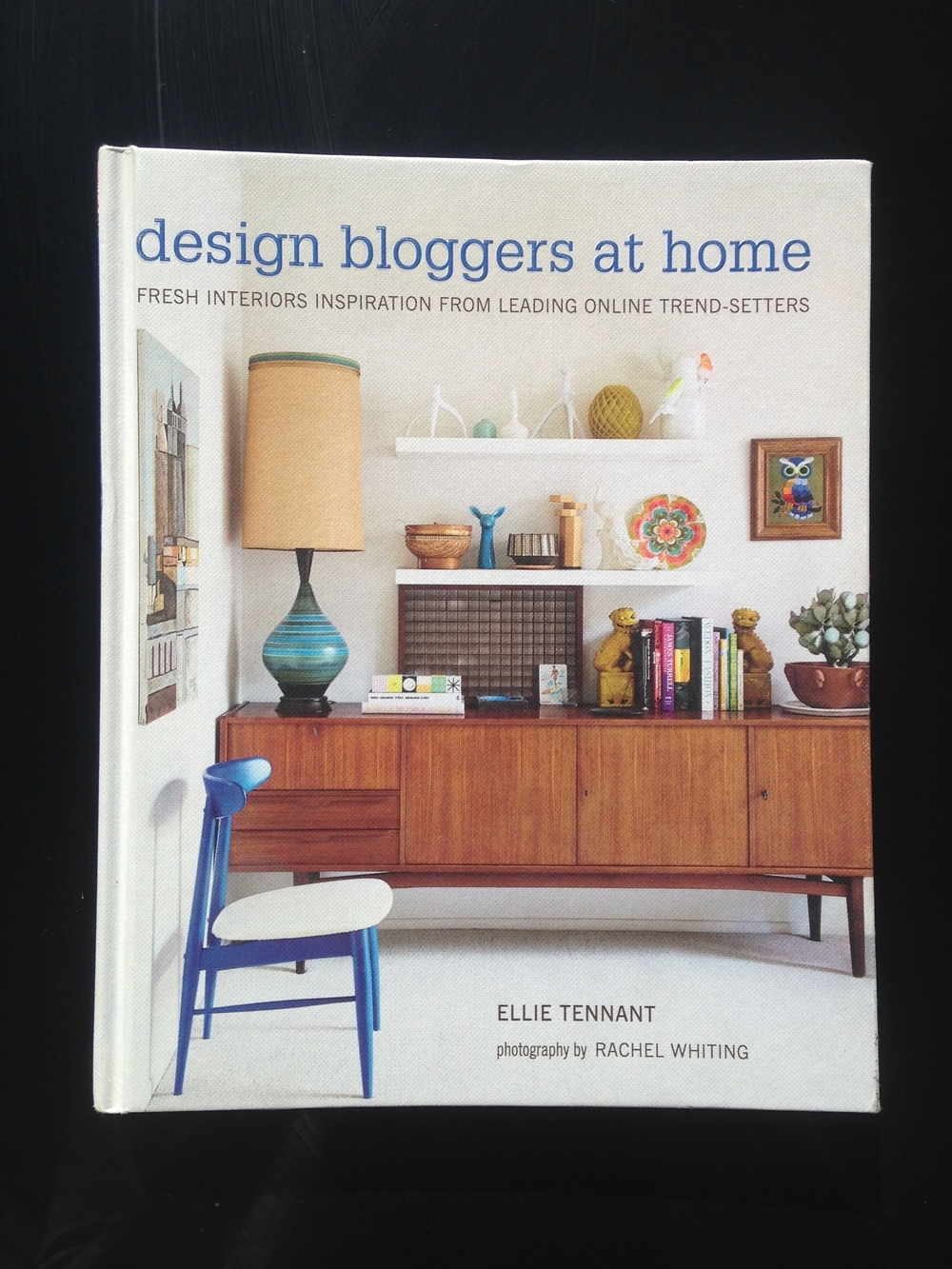 design bloggers at home book