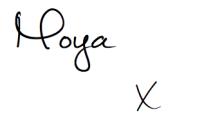 moya farrell signature