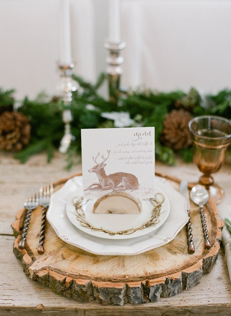 Inspiring Winter Table Settings — designology