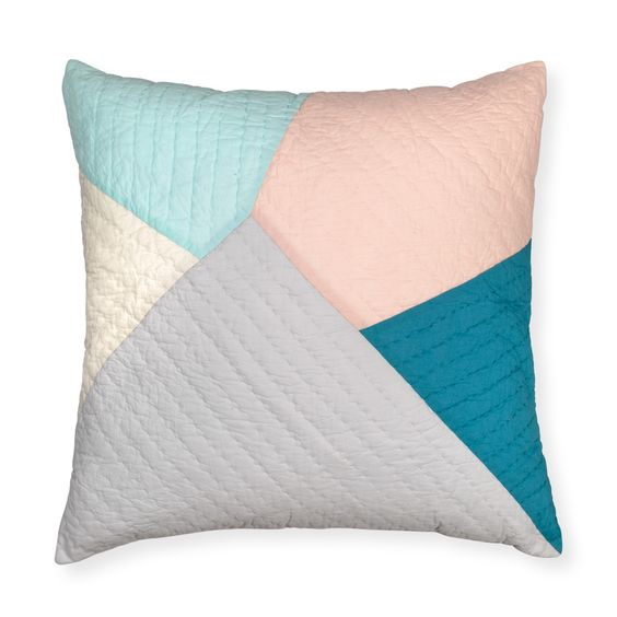 Elo Block Geo Pillow