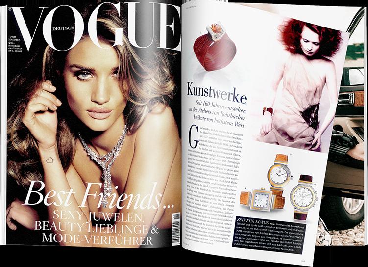 Vogue (1/4)
