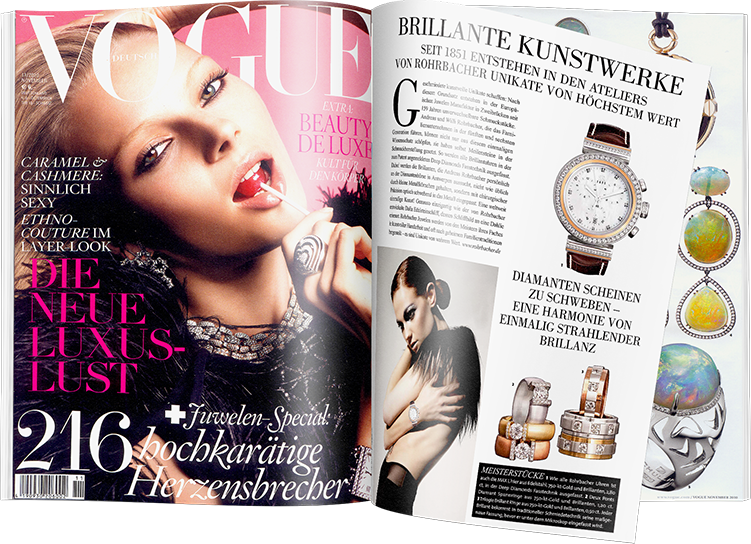 Vogue (3/4)