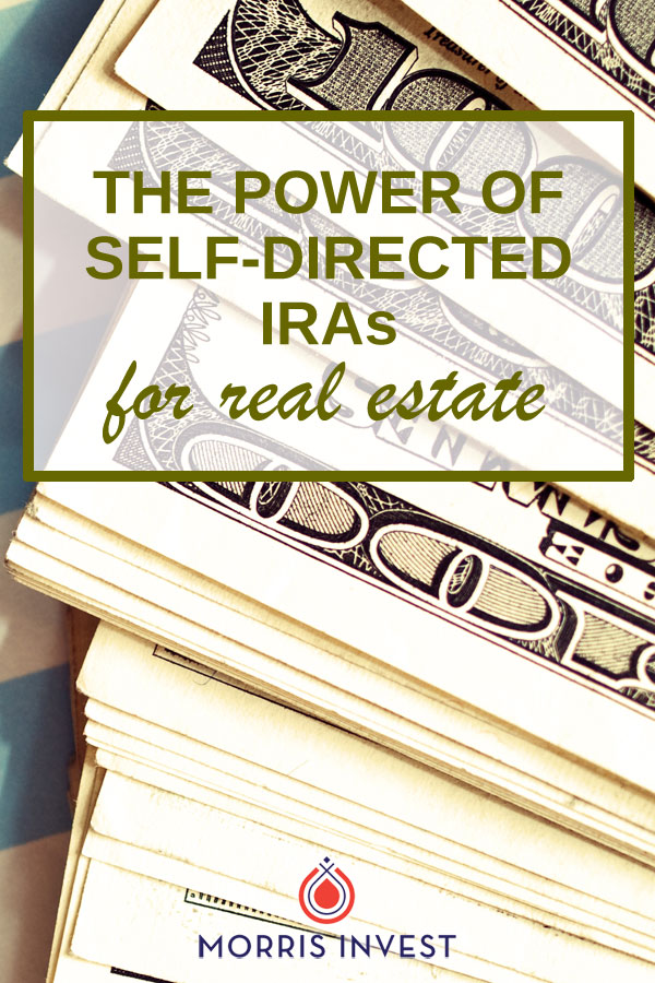 Lots of info in this podcast about investing in real estate via a self-directed IRA + the rules and intricacies involved.