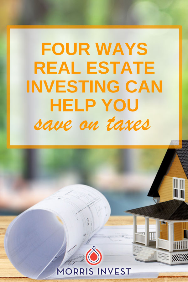 If you're looking to save on your taxes, you'll want to put your real estate goals in action before the year comes to a close.