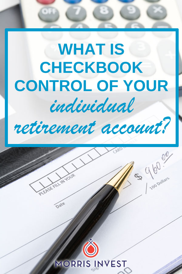 Today on the podcast, we're exploring the benefits of a checkbook control IRA. This investing tool is flexible, complex, and can be incredibly beneficial if used wisely | Retirement accounts | Investing for retirement