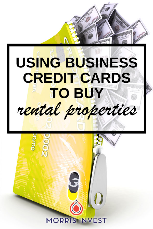 A unique strategy: using business credit cards to buy rental properties. (Interview with Mike Banks.)