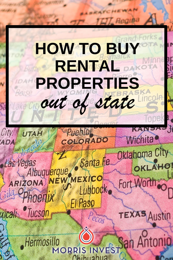 Investing across state lines might sounds scary. Most people think that being so far away from your rentals sounds like a pounding headache. It can be, but it doesn't have to be if you put the right strategies in place.
