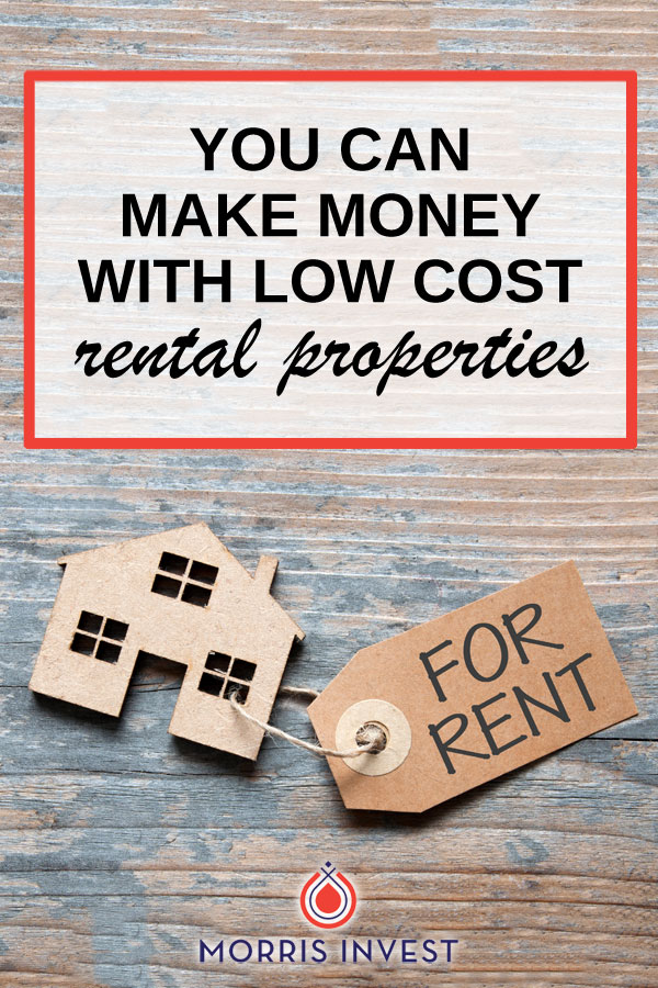 When asked if it's possible to make money in real estate by purchasing low cost properties, Robert countered that not only is it possible, it's probable! In C neighborhoods, it's much easier to find profitable deals where the cash flow is high.