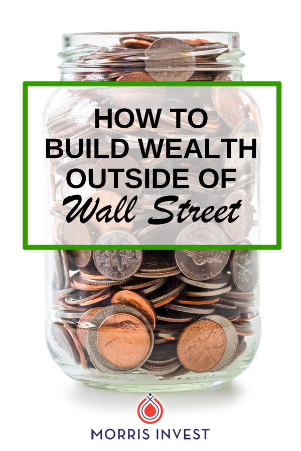 The traditional wealth building system tells us to hand our earnings over to Wall Street, and hope that it accumulates over time. In doing so, we cross our fingers and hope we have enough to sustain our lifestyle at retirement. This system lacks security and freedom, but fortunately there is another way.