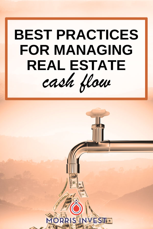 As your real estate portfolio grows, it becomes impossible to remember things like when you receive rent payments, when insurance is due, and other details about each individual property. That's why it's incredibly important to have a system in place to account for your cash flow.