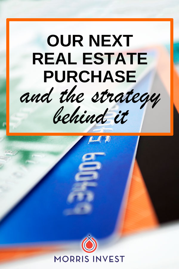Behind the scenes of our next real estate purchase, plus how we're using leverage to buy rental properties. | Real estate investing