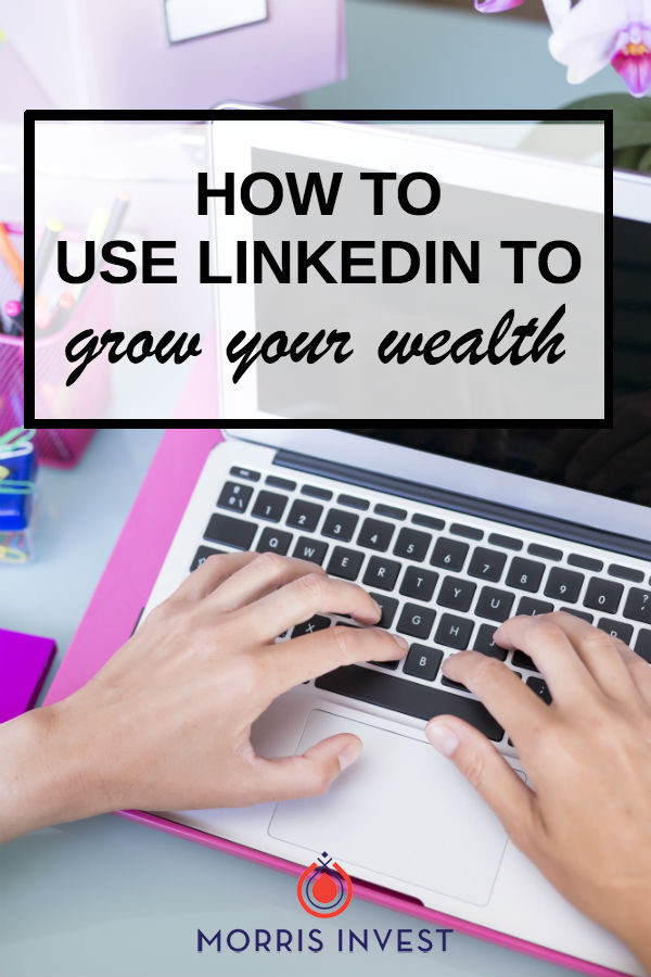 Interview with Donna Serdula: How to use Linkedin to grow your wealth