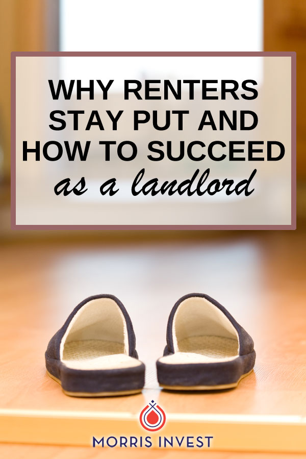 We'll talk about why tenants rent, and how you can set yourself up for success as a landlord | real estate investing | make money with real estate