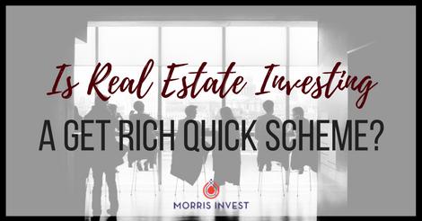how to start a get rich quick scheme