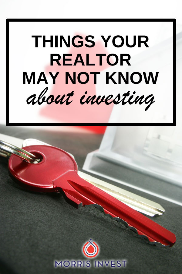 The issue is, the main role of a realtor is to help individuals and families purchase their primary residences. That's a whole different ball game than real estate investing! Most realtors simply do not know about investing, including turnkey investing, seller financing, and buying distressed properties. Investing is an entirely different business.