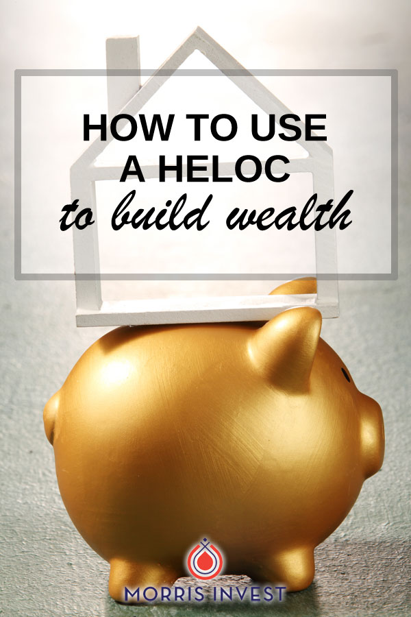The strategy outlined teaches you how to choose a home equity line of credit. Then you treat the HELOC like a mortgage in order to pay off your primary mortgage. This method works because you're essentially trading simple interest for amortized interest.